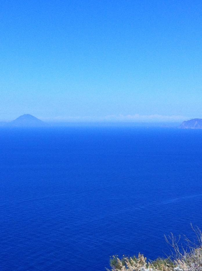 Eternity…in the azure waters of the Tyrrhenian sea...